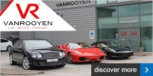 Vanrooyen Elite Prestige Supercars